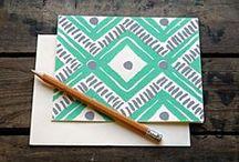 lovely // stationery & cards