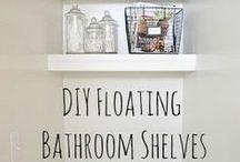 Bathroom Crafts / Creating crafts is a fun and creative activity, and you'll get brand new things for your home without spending too much. Here we concentrate on bathroom crafts, or crafts that would also look at home in the bathroom.