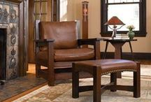 Stickley Mission Furniture / Braden's is the exclusive Knoxville retailer for this fine furniture.