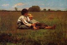 ART by Winslow Homer