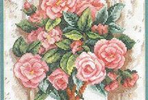 Embroidery & cross stitch & needlepoint / Crafts / by Karen Hamby