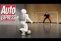Robots / All about robotics.