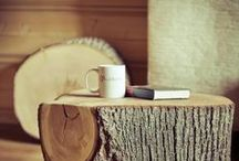 Wood DIY / Things made from wood
