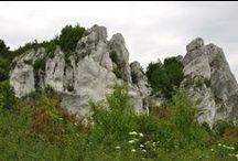 Moje wycieczki górskie / Góry jaskinie