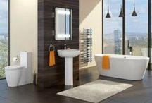 Beautiful Bathroom Suites / Your bathroom says a lot about you as a person. It reflects your taste in design and your desire for the most relaxing space possible. Here we display some of the most gorgeous bathroom suites you can buy.