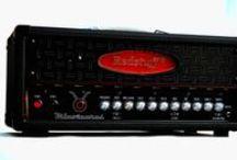 Redstuff Amplification -  MINOTAURUS / 77 Watt fulltube guitarhead, finest handmade