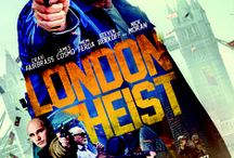 """London Heist aka Gunned Down / Images from the Gunned Down now called """"The London Heist""""shoot in London. The film has now gone into pre-production."""