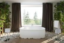 A Long Soak in the Bath / Nothing beats a long soak in the bath at the end of a long working day. On this board we'll share some of the best baths available for you to relax the night away.