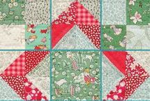 BLOCK Party. Quilt blocks,How, and IF / by Laurie Davis