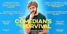 Comedians Guide to Survival / Adventures of a stand up comic