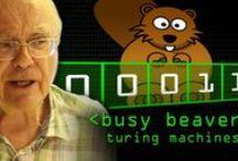 Cellular Automata / Finite state machines, Turing machines, cellular automata and Conway's Game of Life