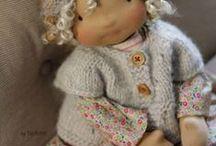 Waldorf Puppen