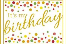 holiday // Birthday