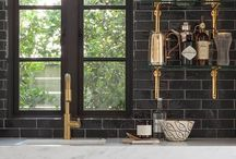 Room ~~ Classic Kitchens / Classic  kitchens with a timeless aesthetic and vintage nostalgia.