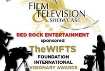 Red Rock Sponsorship / Red Rock Entertainment pride themselves on giving back to the community  helping the younger generation fulfill their passion of pursuing a career within the film industry.