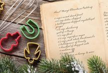 CHRISTMAS: Holiday Flavours / Ideas for all those yummy foods during the holiday season...Mmmm