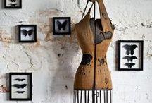 Vintage Mannequins / by Jewel Kade