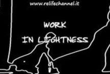 Fitness  / Work in Lightness è un programma dedicato alle varie forme di ginnastica dolce. Guarda i video su www.relifechannel.it Buon allenamento!