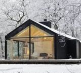 Collections {Cabins&Woodlands} / For the love of woodlands, cabins and forest animals