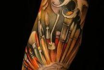 Tattoos & Talent