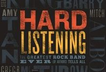 Hard Listening / Our #nonfiction book, Hard Listening, all about a fabulous #bandofauthors, including #StephenKing, #ScottTurow, #RoyBlountJr, #MitchAlbom, #JamesMcBride, #RidleyPearson, #MattGroening, #DaveBarry, #AmyTan, #GregIles, #SamBarry and #RogerMcGuinn. http://www.coliloquy.com/products/hard-listening/