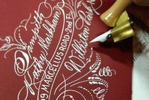 Typography - Inspiration(s) / by Aïssatou T. (Graffiks To')