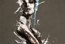 Contemporary art and design - Worldwide / by Aïssatou T. (Graffiks To')