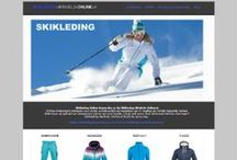 Skikleding Winkels Online / Skikleding Winkels Online | Alle online skikleding webshops in 1 overzicht!   http://www.skikleding-winkels-online.nl