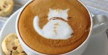 Beautiful Coffee art and other stuff