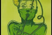 Artworks - Metaphors / by Aïssatou T. (Graffiks To')