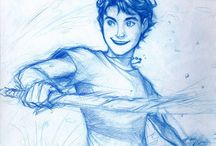 ~Percy Jackson~ / by Melanie Foreverdeen