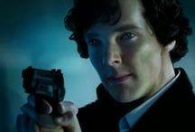 Sherlock / BBCS Sherlock.  / by Melanie Foreverdeen