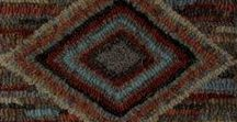 Hooked Wool / ~ Rugs and Such~