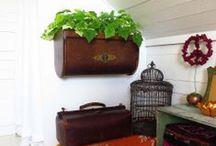 Inspiration och ideer från mig.   (egna bilder) / http://villaskogsbrynet.blogspot.se/