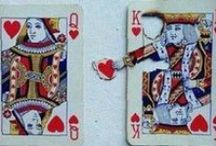 The Queens of my Heart / The Queen of Hearts Playing Cards / by Abdel Ben