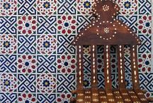 Tiles, mosaics