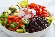 RECIPES - SALAD / by marilene rosas