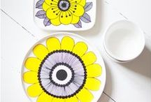 Finnish design cups, plates and more