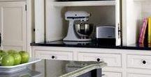 k i t c h e n / Kitchen Design + Organizing