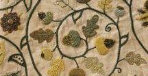 ~ Acorns & Oak Leaves~