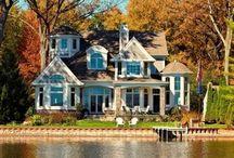 Cape Cod Homes -               VanBrouck & Associates / Cape Cod Shingle Style Exterior