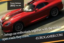Xbox 360 Racing Games / Nothing but Xbox 360 racing games to satisfy your last adrenaline fix!