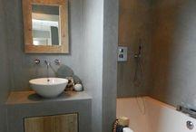 Badkamers / Ideeën voor een badkamer