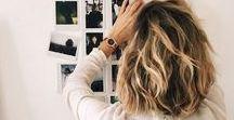 Hiukset - Väri