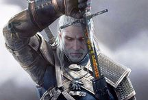 The Witcher / Pictures from The Witcher series