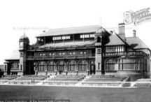 Historic Cricket Grounds / See what your favourite Cricket Ground used to look like way back when, with our range of Historic Cricket Ground Photographs, some of which date back to 1860. All old photos of are available in black and white or sepia, with a choice of size and finish, including mounted or canvas, plus a selection of frame options.