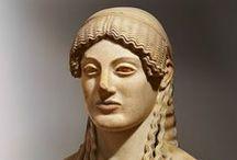 Arte Grecia Arcaica