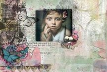 CT Captivated Visions / Artwork AngeBrands..... Credits Scrapkit Designers & The Photographers ©AngeBrands All Rights Reserved