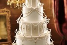 Cakes / I always love to see cake designs of all types, from the super fun and unique, to classic styles, or simple elegance.