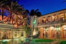 Celebrity Homes / by Marlene S.